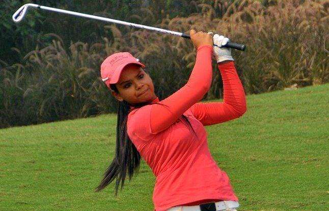 वाणी कपूर ने जीता हीरो महिला गोल्फ पेशेवर टूर खिताब