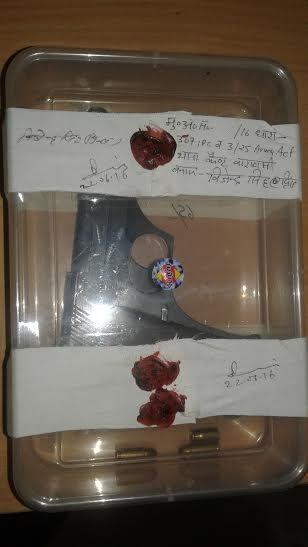 जौनपुर जेल आरक्षी की हत्या की योजना को वाराणसी STF टीम ने किया विफल