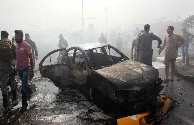 इराक : आतंकी हमलों से दहला बगदाद, 130 मरे