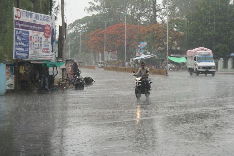 Image result for मौसम विभाग ने जारी किया बारिश का अलर्ट
