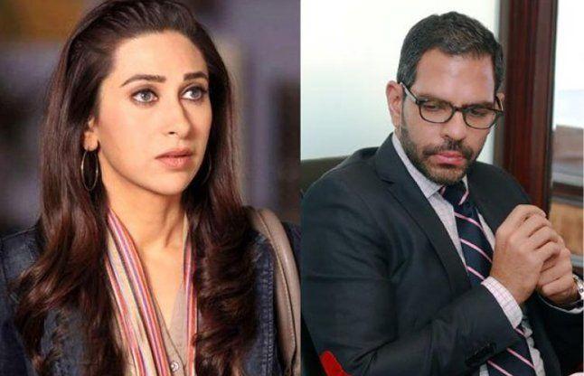 Image result for karishma & sanjay breakup