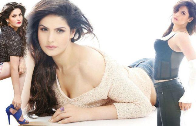 Zareen Khan Begins Shooting For Aksar 2 - जरीन खान ने ...