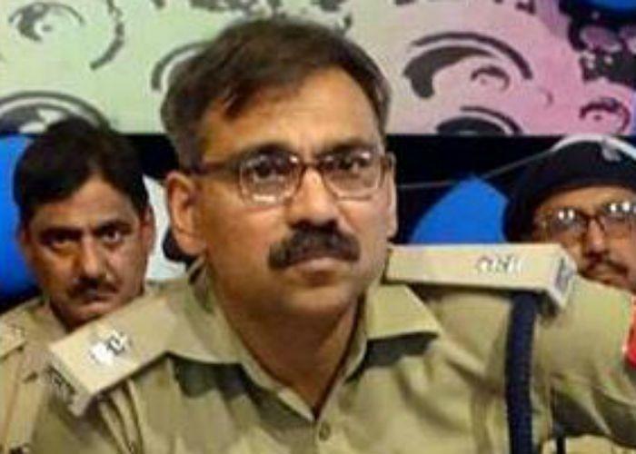 मथुरा कांड : एसपी सिटी को छोड़कर भागने वाले पांच सुरक्षाकर्मी सस्पेंड