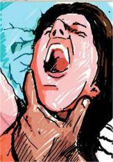 दहेज के लिए विवाहिता की गला घोंट कर हत्या
