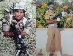 नक्सली हमले में शहीद हुआ आजमगढ़ का लाल, शहादत पर हर किसी को गर्व