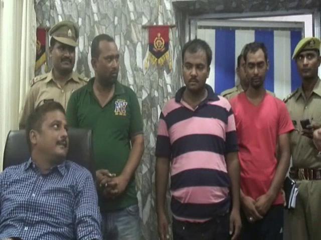 #TOP CRIMINALS- फिर चर्चा मे आजमगढ़, करोड़ों का चूना लगाने वाले साइबर गिरोह का खुलासा