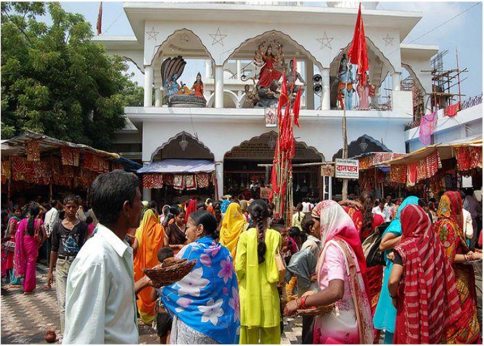 Story Of Luv Kush Temple And Bara Devi Temple Of Kanpur - लव कुश के जन्म के पहले किया था प्रण, इस मंदिर में मां सीता ने किया था तप   Patrika News
