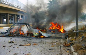 बगदाद: कार बम हमले में 17 की मौत