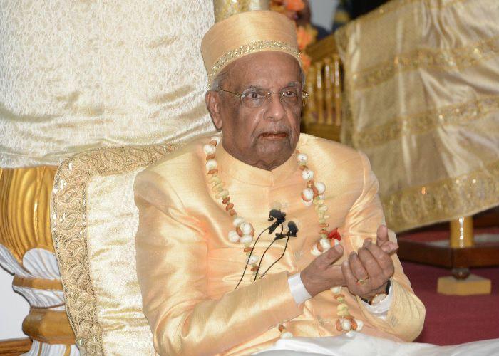 Radhasoami मत के गुरु Dadaji Maharaj ने दुखियारों को बताई ये राह