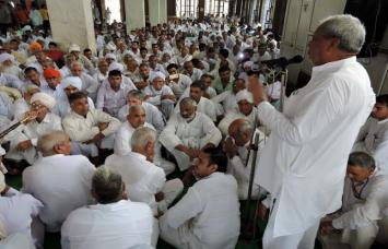 हरियाणा: जाट आरक्षण आंदोलन पर जमकर हो रही राजनीति