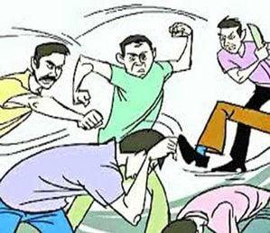 वाराणसी में नाबालिग दलित छात्र की बेरहमी से पिटाई