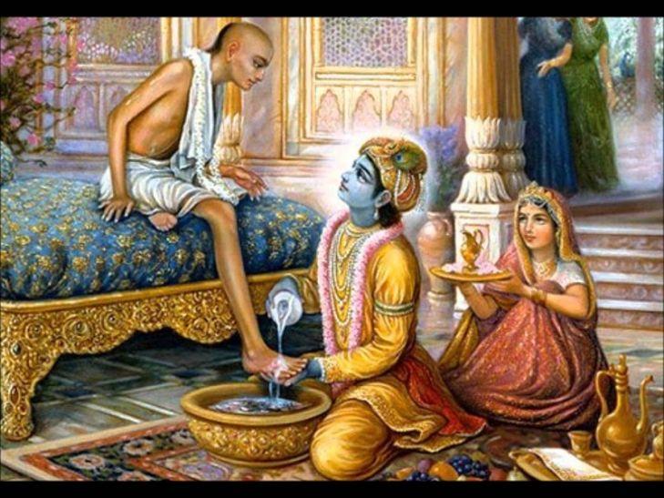 Image result for krishna sudama