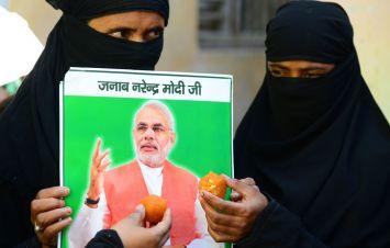 भाजपा से मुस्लिम ने मांगा टिकट, अब क्या करेगी पार्टी