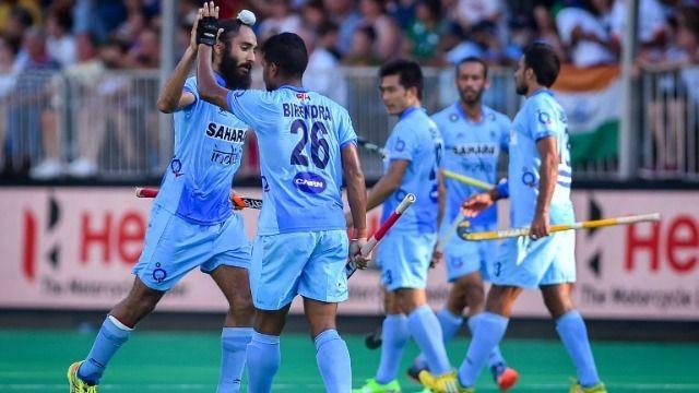 भारत ने आस्ट्रेलिया को 3—2 से हराया