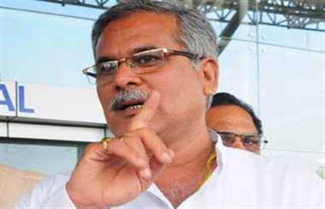BJP के मंत्रियों के बारे में यह क्या बोल गए कांग्रेस के प्रदेश अध्यक्ष भूपेश बघेल
