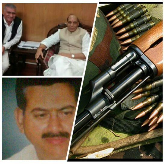 PATRIKA EXCLUSIVE AK-47 ने यूपी में जब भी आग उगली, गृहमंत्री राजनाथ के करीबी बने निशाना