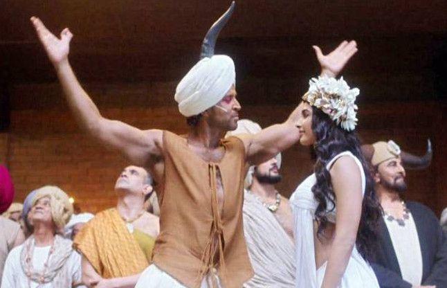 'Mohenjo Daro' Review: सरमन-चानी के प्रेम पर भारी फिल्म की लंबाई
