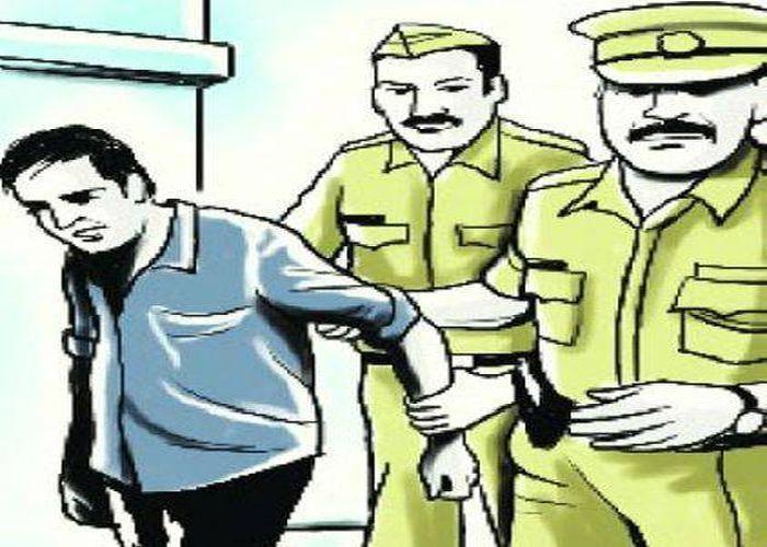 आजमगढ़ पहुंची छत्तीसगढ़ पुलिस, महिला समेत तीन को उठाया