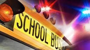BREAKING: चंदौली में स्कूल बस पलटी, नौ बच्चे घायल, एक की हालत गंभीर