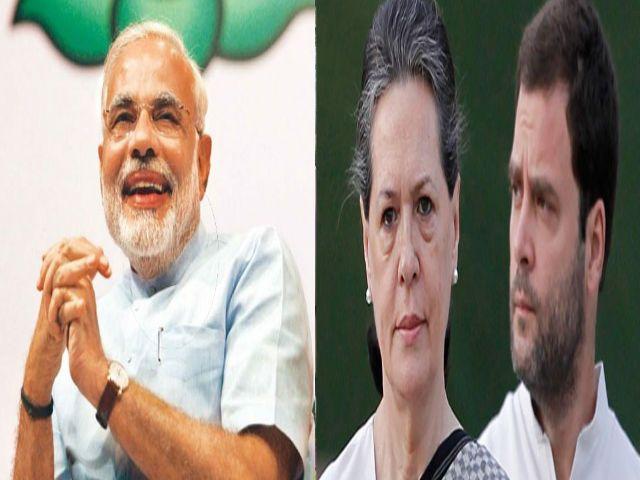 नेहरू के गढ़ में सफल हो रहा पीएम मोदी का 'कांग्रेस मुक्त' अभियान