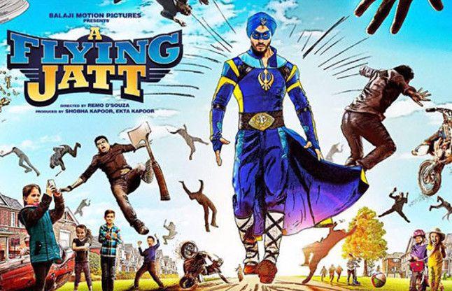 'A Flying Jatt' Movie Review: आसमान में उड़ते टाइगर को देख खुश होंगे बच्चे