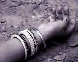 पति के साथ ससुराल आयी विवाहिता ने की आत्महत्या