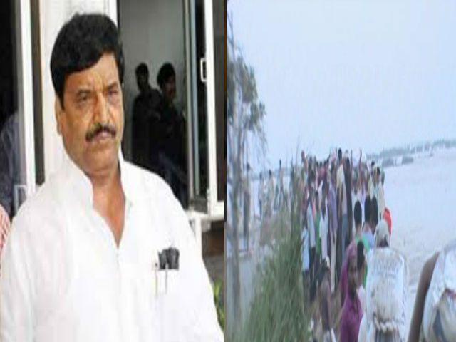 शिवपाल सिंह यादव के आदेश की कर्मचारियों ने निकाली हवा, मची भगदड़, देखें वीडियो