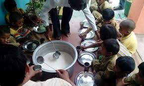 स्कूलों में दूध पिलाने की योजना फ्लॉप