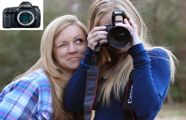 केनन ने लांच किया लेटेस्ट प्रोफेशल कैमरा, EOS 5D Mark4
