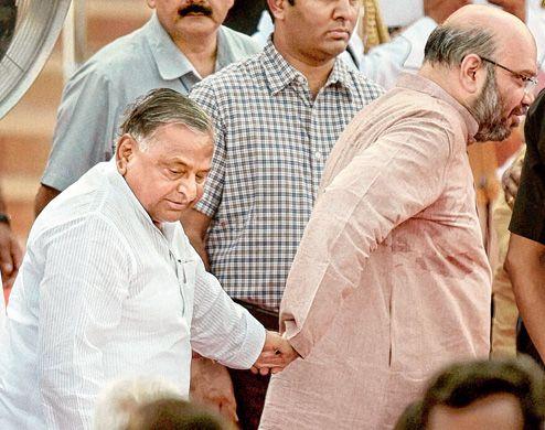 'भाजपा-सपा आपस में मिली हुई है'