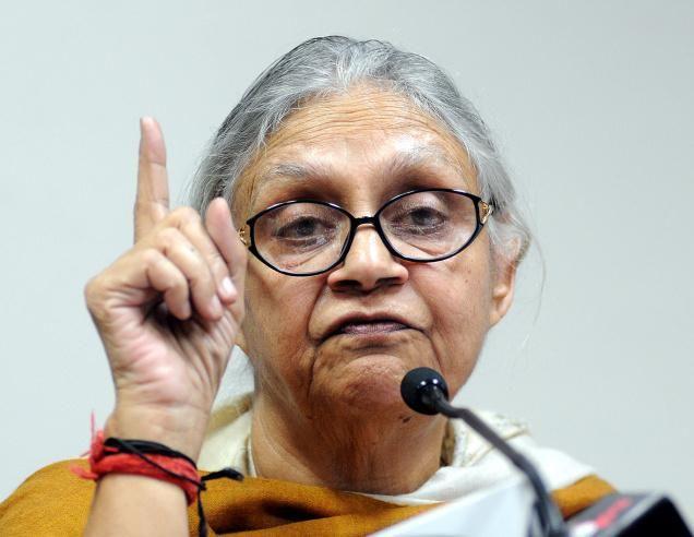 शीला दीक्षित का विपक्षियों पर हमला, बोलीं कुछ भी कर लें, बनेगी कांग्रेस की सरकार