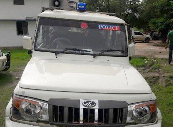 कबाड़ वाहनों से खास याराना है यहां की पुलिस का
