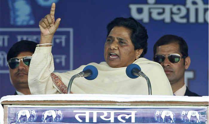 मायावती ने मुस्लिमों को किया आगाह, हिंदू राष्ट्र बनाना चाहती है भाजपा