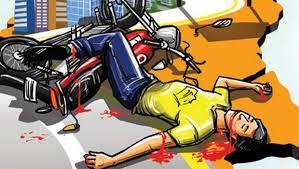 BREAKING: तेज रफ्तार ट्रक ने CRPF जवान को कुचला, मौके पर ही मौत