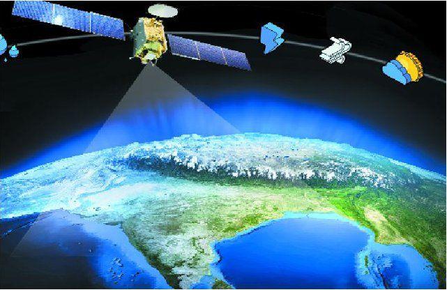 मौसम का सटीक हाल बताने वाला सैटेलाइट लॉन्च