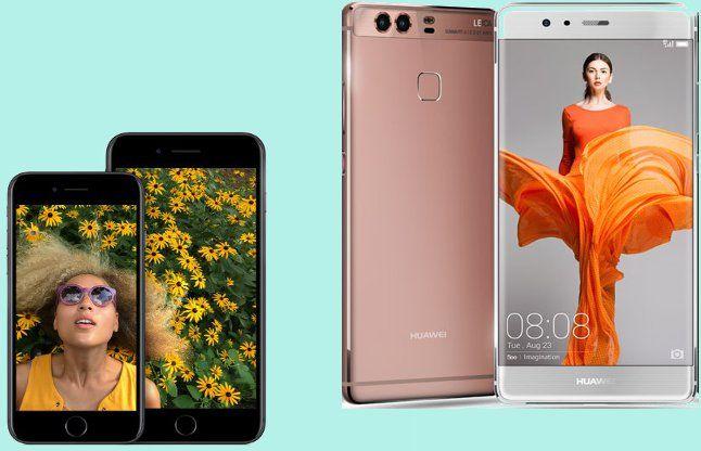एपल आईफोन 7 के ये नए फीचर्स चाइनीजस्मार्टफोन्समें पहले से ही है मौजूद!