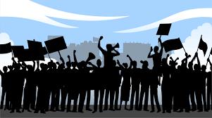 मांगों को लेकर आंगनबाड़ी कार्यकर्ताओं का प्रदर्शन जारी