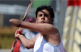 बचपन में हाथ गवांने वाले देवेंद्र ने पैरालिंपिक में जीता गोल्ड