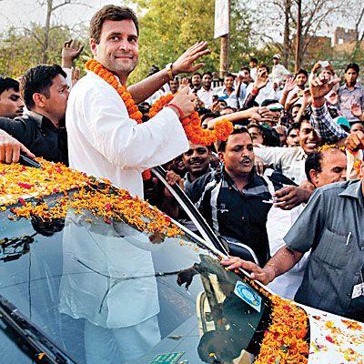 जौनपुर में राहुल का रोड शो आज, दिखाएंगे पंजे की ताकत