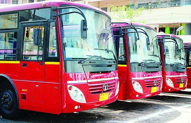 अगस्त तक हट जाएंगी शहर से 2100 बसें, परिवहन विभाग ने कसा शिकंजा