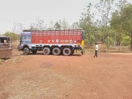 गायब ट्रक का माल मंडुआडीह से बरामद
