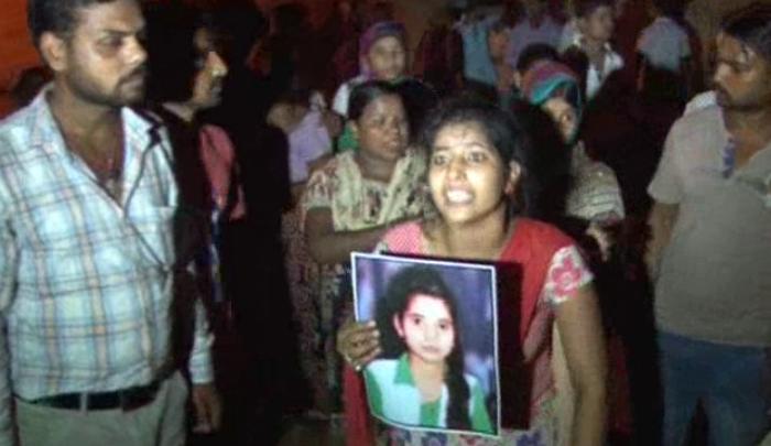 शाहजहांपुर एसपी के फालोवर की बेटी को मारकर नाले में फेंका!