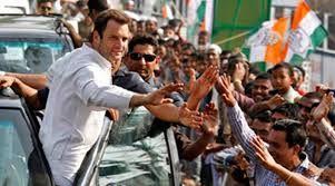 भदोही में रोड शो व जनसभा को संबोधित करेंगे राहुल गांधी