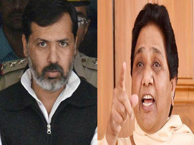 बाहुबली क्षत्रिय नेता धनंजय सिंह की बसपा में 'नो इंट्री', मची सियासी उथल-पुथल