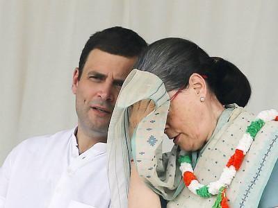 राहुल गांधी के इस बयान के बाद कांग्रेस शासित प्रदेशों पर उठे सवाल
