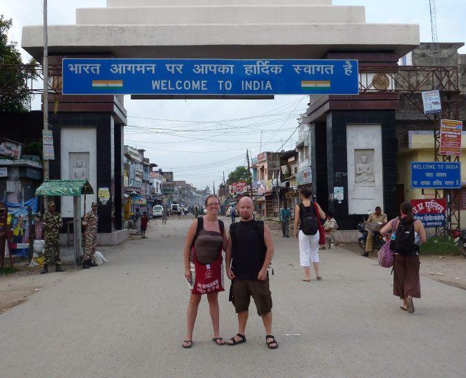 Image result for indo nepal border image