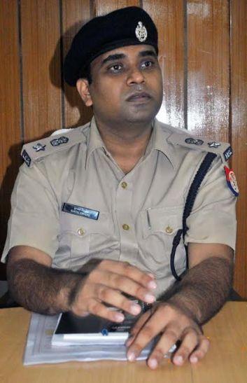 पुलिस कप्तान की दहाड़, अपराधियों की अब खैर नहीं