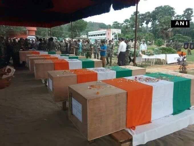 सेना पर सबसे बड़े हमले में बलिया के आर के यादव भी शहीद