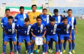 फुटबाल : भारतीय यू-16 टीम ने सऊदी को ड्रॉ पर रोका