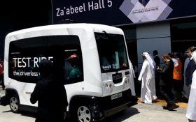 दुबई में हुआ ड्राइवरलैस कार का टेस्ट, देखें वीडियो
